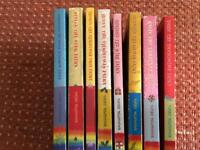Bundle of 8 longer length Rainbow Magic Fairy books