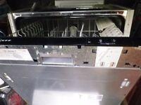 neff s5433xogb/13 integrated dishwasher