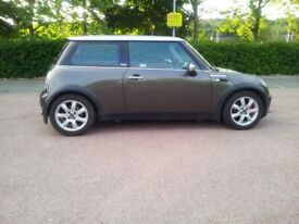 Mini Cooper 1.6 Park Lane