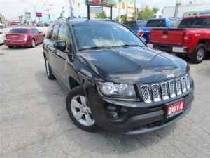 2014 Jeep Compass North | LEATHER | HEATED SEATS