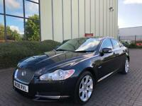 JAGUAR XF 2.7 TD LUXURY SALOON BARGAIN PRICE PX WELCOME