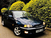 **54K MILES ONLY** TOYOTA AVENSIS 2.0 SR HATCH + *20 TOYOTA STAMPS* + 1OWNER + 3KEYS +IMMACULATE CAR