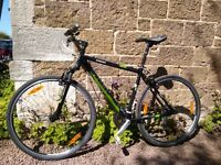 Trek hybrid bicycle (new condition)