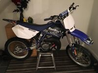 Yz85 raffle NOT FOR SALE (not cr,Kx,ktm,rm,)