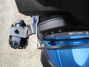 Rugged Roads - BMW F800GS/F650GS Twin - Auxiliary Light Bar - 8016