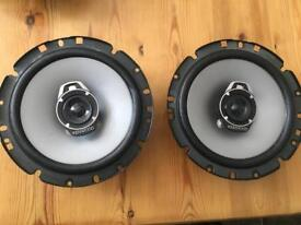 KENWOOD CAR SPEAKERS 200WATT