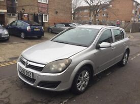 vauxhall astra 1.6 litre engine 2006 year perfect condition