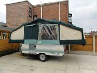 1994 Conway Cruiser Folding Camper/Trailer Tent In Need Of TLC