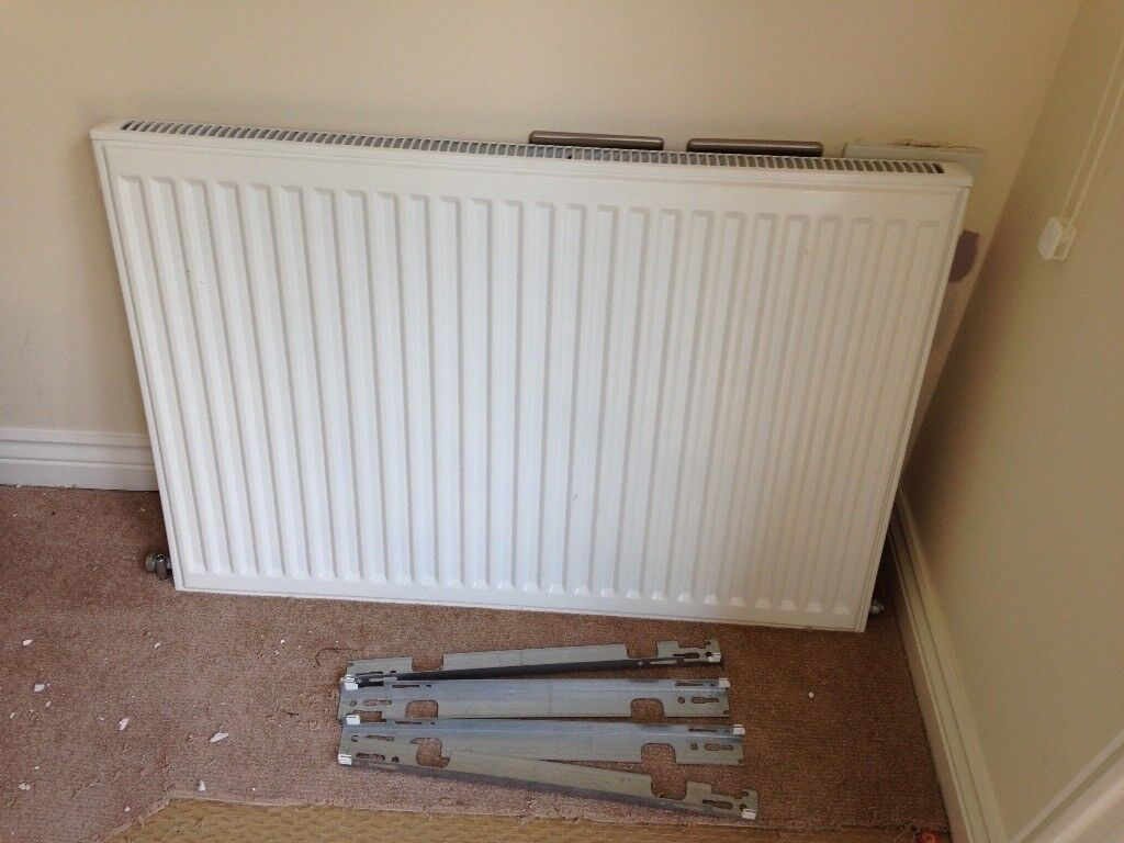 White radiators for hot water central heating system | in St Austell ...