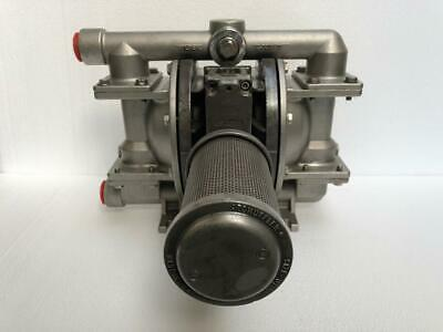 Wilden Xpx200 Stainless Steel Double Diaphragm 1 Pump Rubber Diaphragm