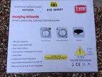 Morphy Richards mini oven