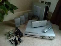 Philips LX7000SA Surround Sound System DVD player