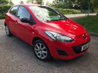 2015 MAZDA 2 1.3 Red Edition 24,000 miles cat C Immaculate condition