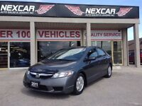 2011 Honda Civic DX-G AUT0MATIC A/C CRUISE CONTROL ONLY 74K