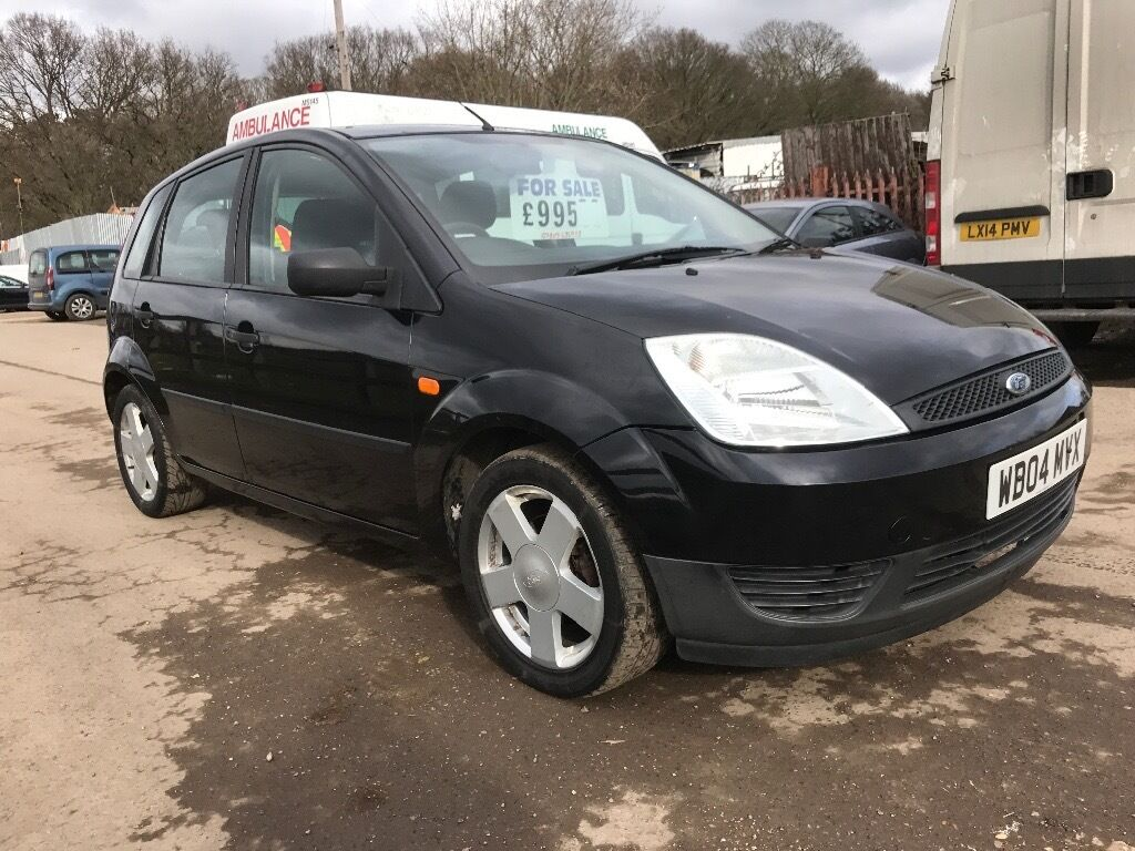 2004 04 reg ford fiesta 1 4 lx mot august 2017 hpi clear. Black Bedroom Furniture Sets. Home Design Ideas