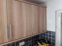 Kitchen units + worktops