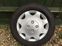 Ford Focus Wheel 185 55 14 inch With New Tyre