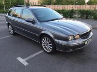 Jaguar x type estate se Deisel 2004 130bhp 12 months mot 162k