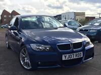 BMW 318i 2.0 M Sport 2007 +SERVICE HISTORY + TIMING CHAIN DONE + MOT TILL JAN 2018