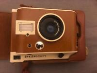 LOMO INSTANT camera with case and films