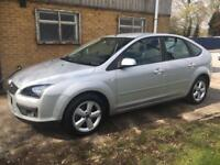 57 2007 Ford Focus 1.8 ZETEC CLIMATE 41k 10 FORD STAMPS INVOICES