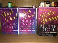 Books: Rich Dad Poor Dad