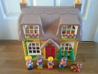 HAPPYLAND: House with sound