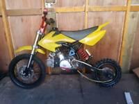 110 Semi Auto Pitbike