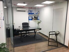 Luxury Glass Offices to rent In Kentish Town