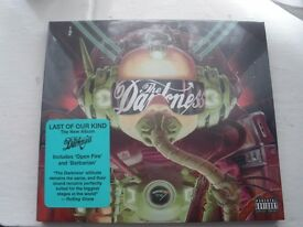 CD: Darkness 'Last of Our Kind'. Brand New