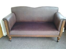 Sofa, antique