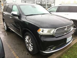 2014 Dodge Durango CITADEL**BLIND SPOT AND CROSS PATH DETECTION*