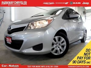 2014 Toyota Yaris LE w/CONVENIENCE PKG| BLUETOOTH| POWER GROUP|