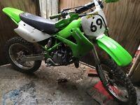 Kx80 spares or repairs
