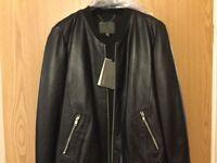 muubaa ladies jacket real sheepskin