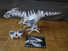 Roboraptor - large version