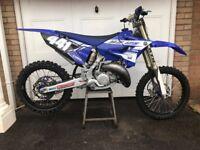 2016 Yamaha yz 125