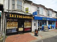 430 sq ft Shop To Let with Restaurant / Takeaway Use (A3/A5 Use) - Immediately Available