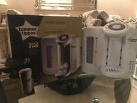 Tommee Tippee Perfect Prep Machine (White). Boxed Formula Milk Maker