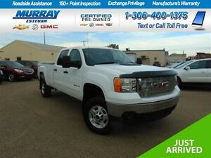 2014 GMC Sierra 2500 HD SLE Crew *8ft box *Bluetooth *Pr pkg *Gr