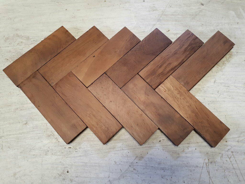 Reclaimed parquet carpets tiles wooden flooring for sale gumtree reclaimed mahogany parquet flooring solutioingenieria Gallery