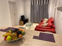 A STUNNINGLY REFURBISHED CONTEMPORARY 1 LARGE BEDROOM APARTMENT TO LET