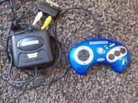 Sega Mega Drive 16 Bit Plug And Play Tv Game - 6 Games In 1