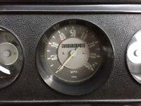 1971 VW tin top bay window camper