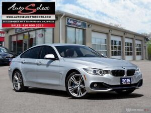 2015 BMW 428 Gran Coupe xDrive AWD ONLY 96K! **TECHNOLOGY PKG...