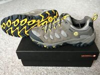 Men's Merrell Ridgepass Low Gore-Tex UK 9
