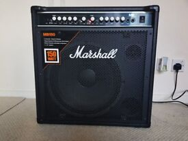 MARSHALL MB150 bass amplifier in EXCELLENT condition!!