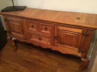 CLassic Mexican Pine Sideboard