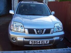 NISSAN X-TRAIL dCI SPORT PRICE REDUCED
