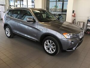 2013 BMW X3 28i  - Locally Owned and Serviced! Fully Loaded: Na